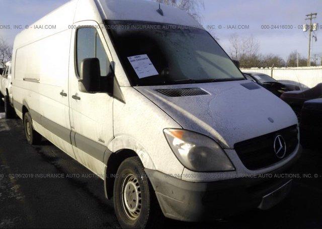 Inventory #177686480 2013 Mercedes-benz SPRINTER