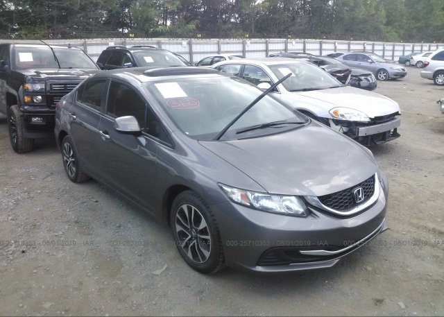 Inventory #691740181 2013 Honda CIVIC