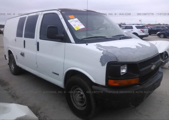 Inventory #946709722 2004 Chevrolet EXPRESS G2500