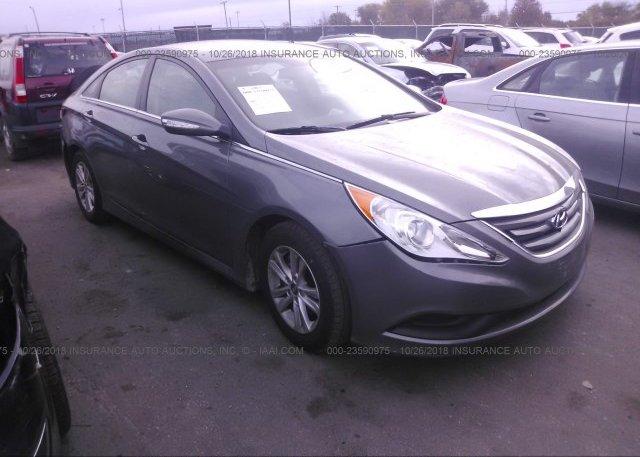 Inventory #143300207 2014 Hyundai SONATA