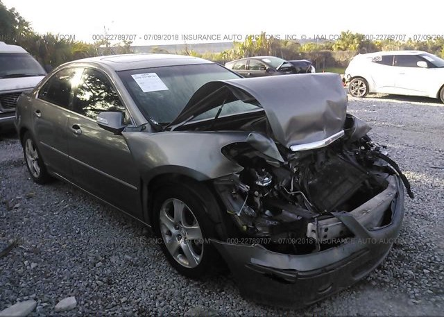 Inventory #835350544 2005 Acura RL