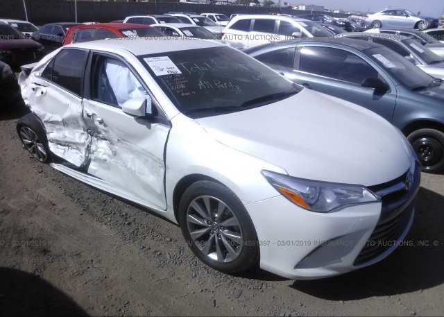 Inventory #863274475 2017 Toyota CAMRY