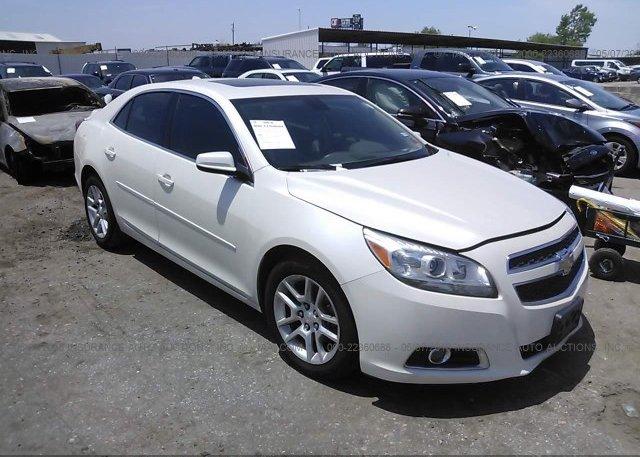 Inventory #740781730 2013 Chevrolet MALIBU