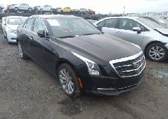 2017 CADILLAC ATS - 1G6AG5RX4H0209155 Left View