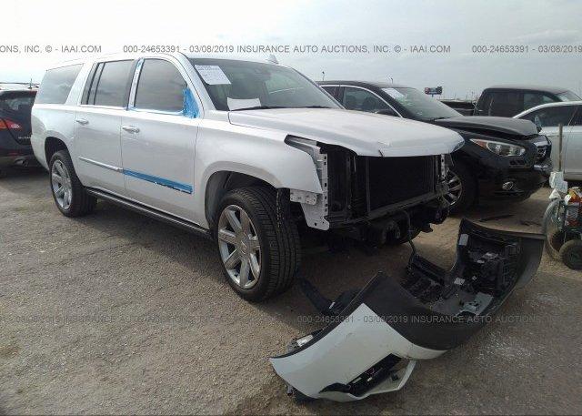 Inventory #387254022 2016 Cadillac ESCALADE
