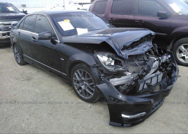 Inventory #427814757 2012 Mercedes-benz C