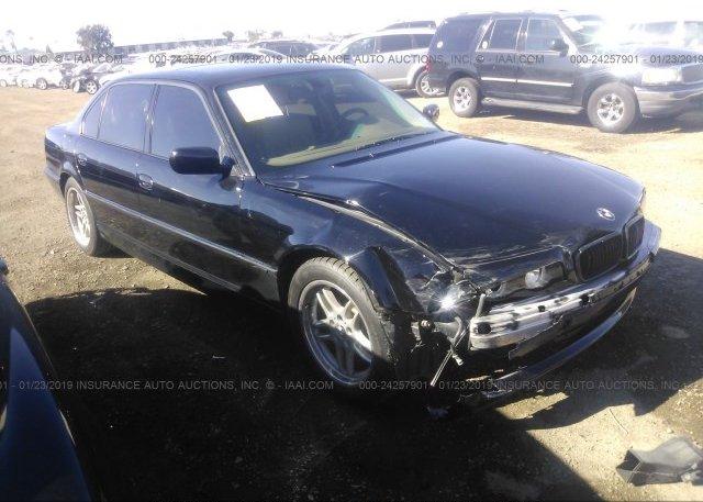 Inventory #540167795 2000 BMW 740