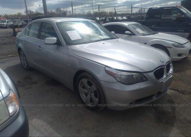 Inventory #946937771 2006 BMW 525