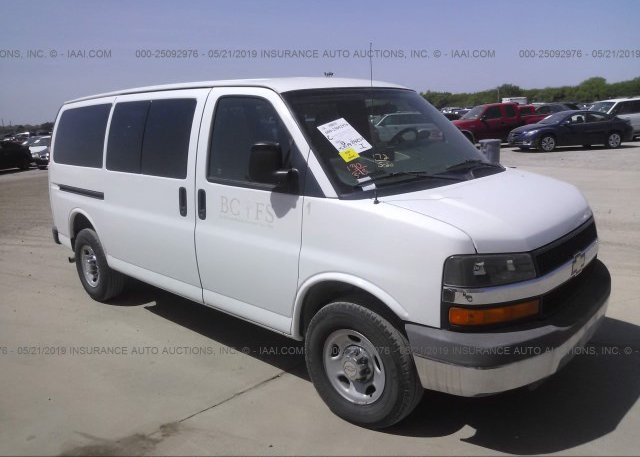 Inventory #137749796 2008 Chevrolet EXPRESS G2500