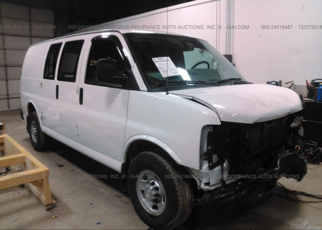 Inventory #781017678 2014 Chevrolet EXPRESS G2500