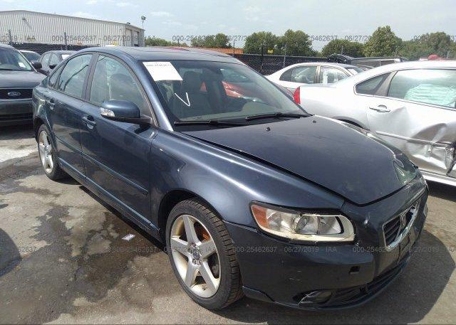 Volvo Kansas City >> Yv1ms382682350343 Salvage Dark Blue Volvo S40 At Kansas