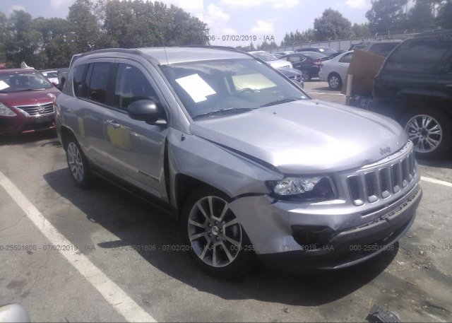 Inventory #545161762 2016 JEEP COMPASS
