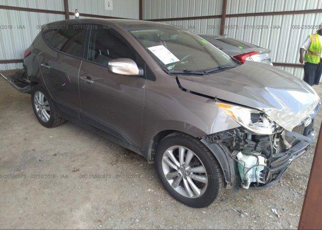 Inventory #170475519 2013 Hyundai TUCSON