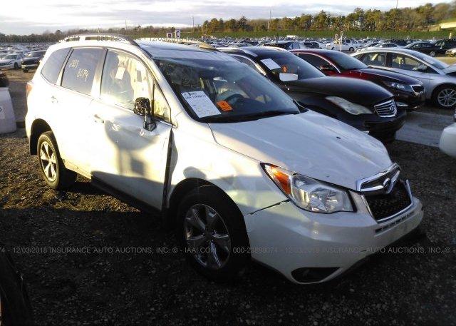 Inventory #372179261 2014 Subaru FORESTER
