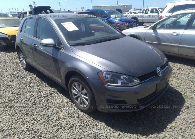 Inventory #909427429 2016 Volkswagen GOLF