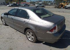 2008 Ford FUSION - 3FAHP07Z38R165870 [Angle] View