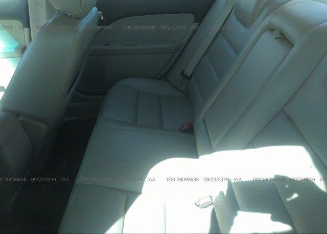 2008 Ford FUSION - 3FAHP07Z38R165870