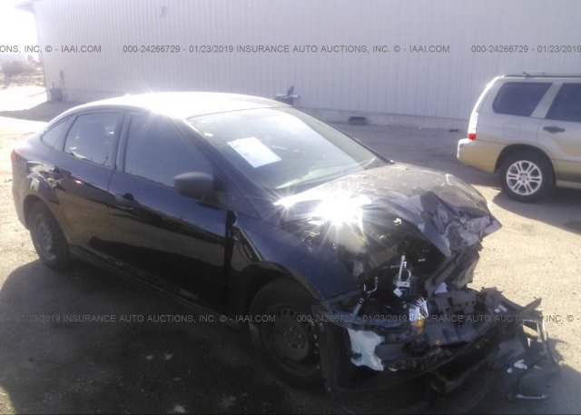 Inventory #849302350 2017 FORD FOCUS