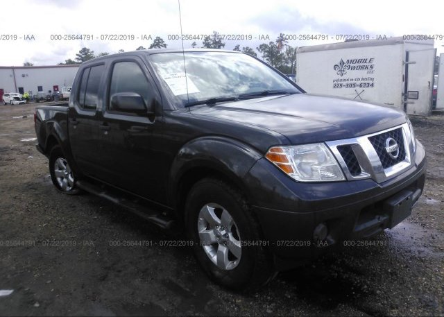 Inventory #965193065 2012 Nissan FRONTIER