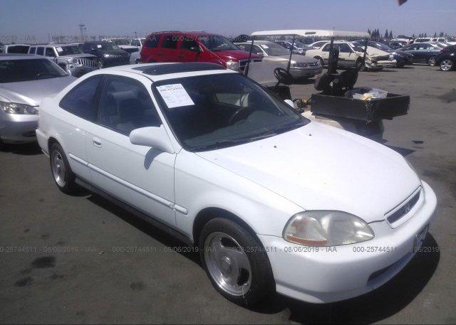 Inventory #769859735 1998 Honda CIVIC