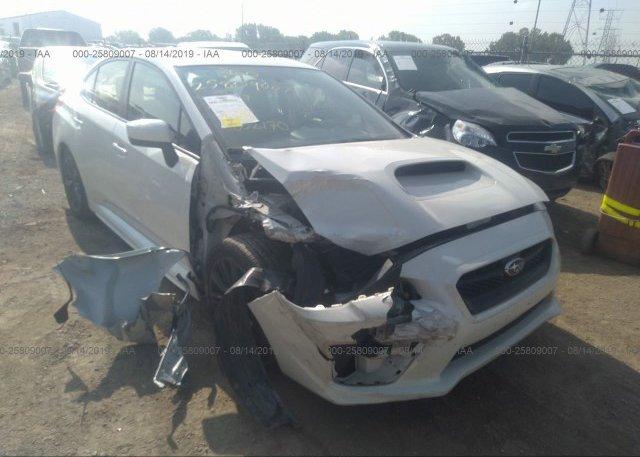 Inventory #335059213 2015 Subaru WRX