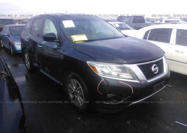 Inventory #978667090 2013 Nissan PATHFINDER