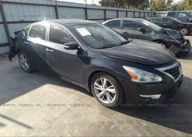 Inventory #244367118 2014 Nissan ALTIMA