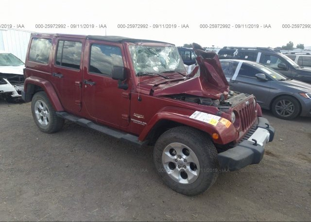 Inventory #308980670 2013 JEEP WRANGLER UNLIMITE