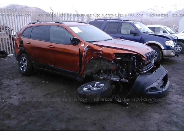 Bidding Ended On 1c4pjmbs0fw742521 Salvage Jeep Cherokee At