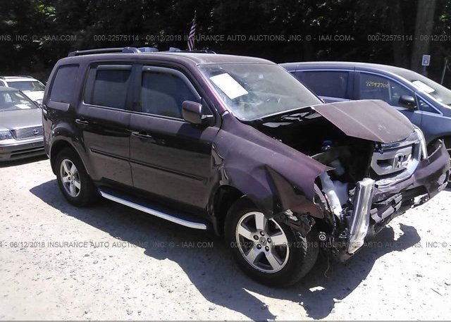 Inventory #408053818 2011 Honda PILOT