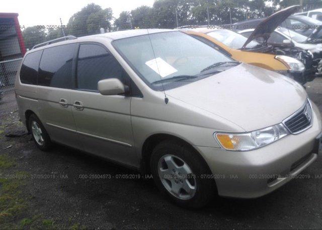 Inventory #329155395 1999 Honda ODYSSEY