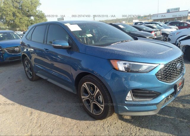 Inventory #101056512 2019 FORD EDGE