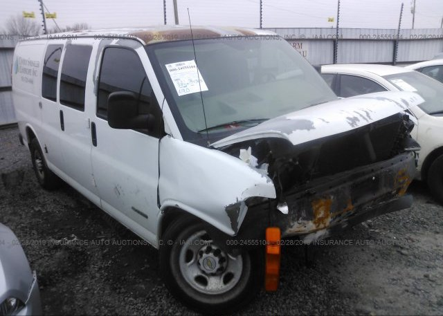 Inventory #610503474 2005 Chevrolet EXPRESS G2500