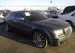 2005 Chrysler 300C - 2C3AA63H05H519496 Left View