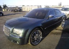 2005 Chrysler 300C - 2C3AA63H05H519496 Right View