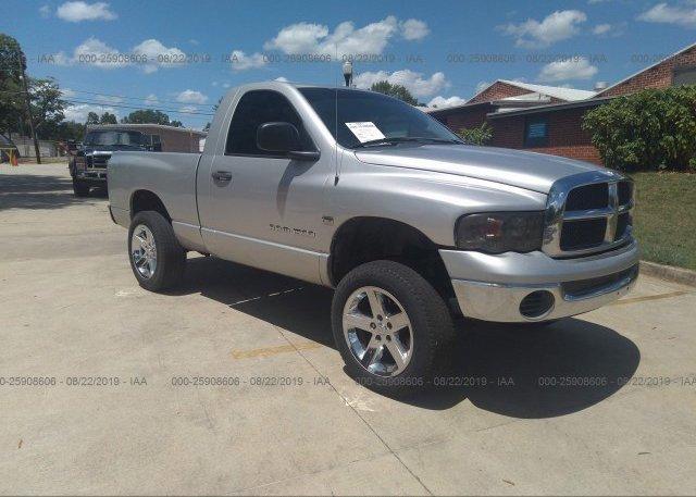 Inventory #669986662 2004 Dodge RAM 1500