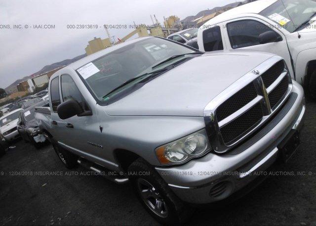 Inventory #818028560 2003 Dodge RAM 1500