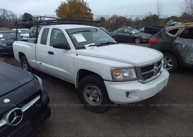 Inventory #557945146 2011 Dodge DAKOTA
