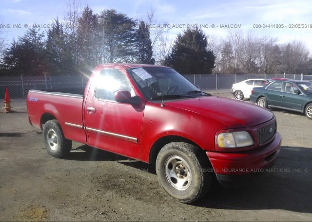 Inventory #188984211 1998 FORD F150