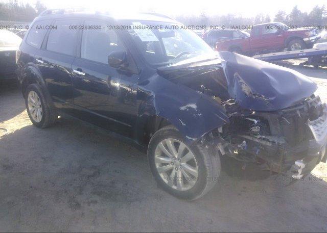 Inventory #581284786 2011 Subaru FORESTER