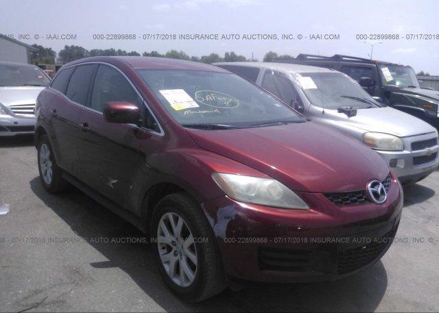 Inventory #860264817 2009 Mazda CX-7