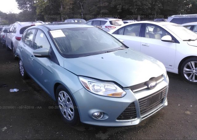 Inventory #938298819 2012 FORD FOCUS