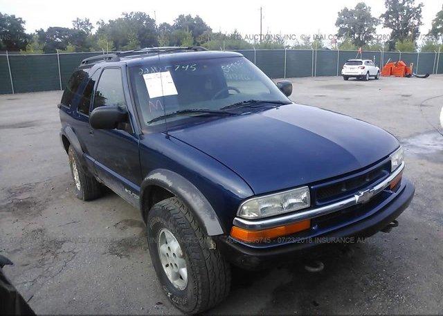 Inventory #438808288 2000 Chevrolet BLAZER