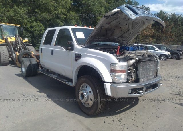 Inventory #472784236 2008 FORD F450