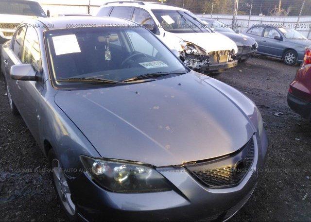Inventory #855706769 2006 Mazda 3