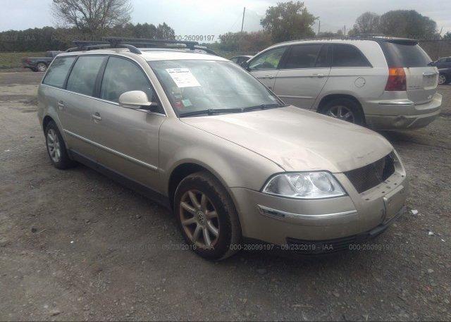Inventory #373186627 2004 Volkswagen PASSAT