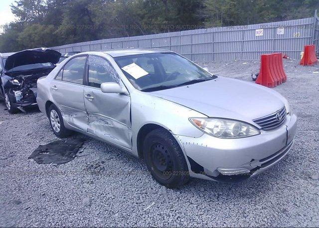 Inventory #753305828 2005 Toyota CAMRY