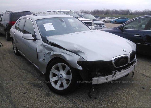 Inventory #325747511 2006 BMW 750