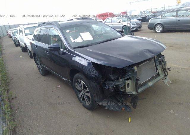 Inventory #719903400 2018 Subaru OUTBACK