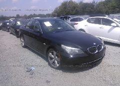 2008 BMW 528